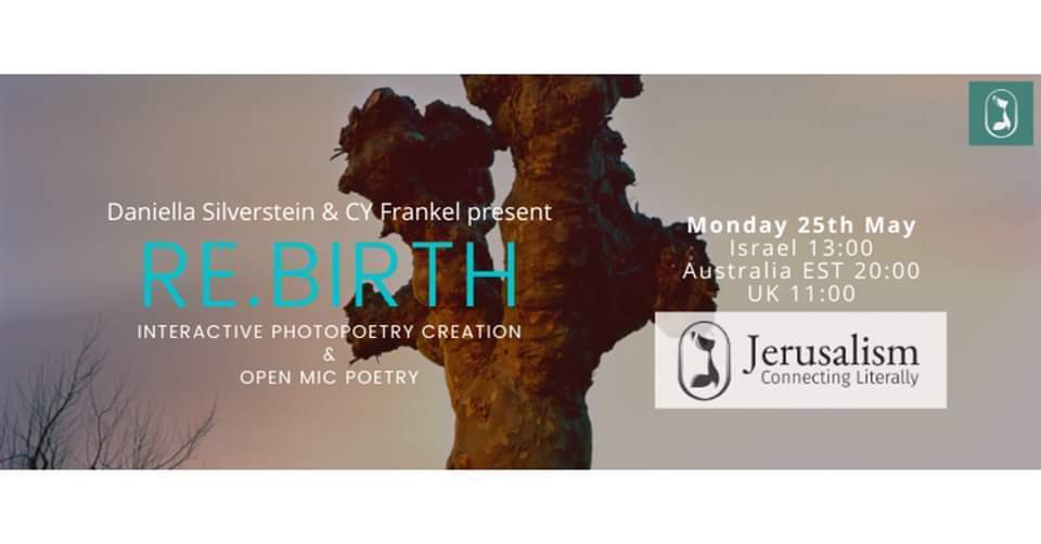 Re.Birth: Photopoetry & Open Mic